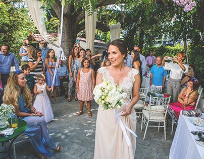 wedding day | athens