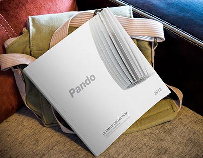 PANDO Catalog Design