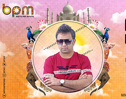 BPM Presents Bollywood Night Feat. DJ Piyush Bajaj