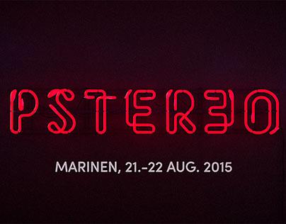 Pstereo 2015, Neon Type