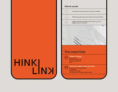 Hinkilink Brand Identity