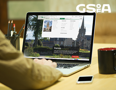 Website - YourForres Travel Tourism Experience & brand
