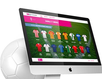 T-Mobile Ekstraklasa Facebook Game