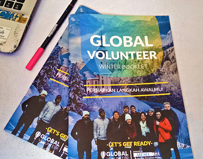 Printed Work for AIESEC in IPB