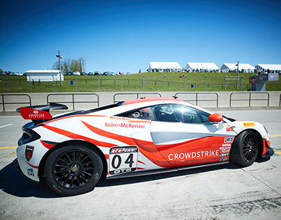 CrowdStrike Racing
