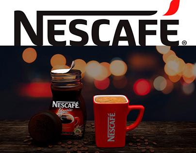 Nescafé. Redesign-concept