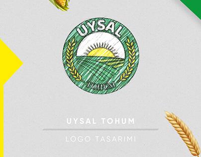 Uysal Tohum Logo Tasarımı