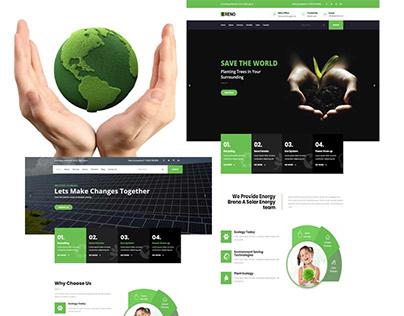 Breno – Green Energy WordPress Theme