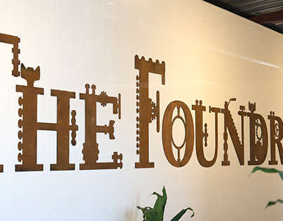Brand Development: The Foundry