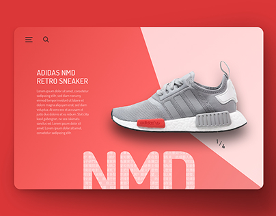 New NMD Card - Visual Design