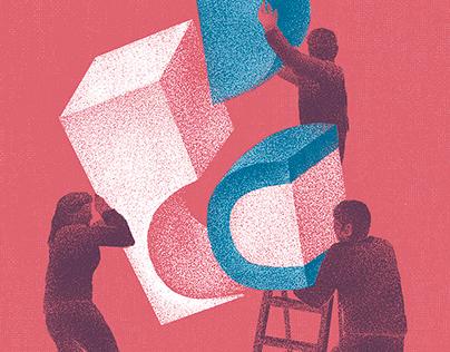 Ilustraciones/Afiches - Temática Educación