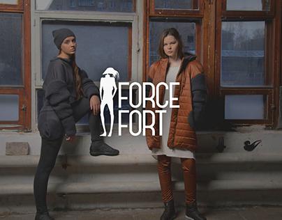 Дизайнерская одежда Force Fort
