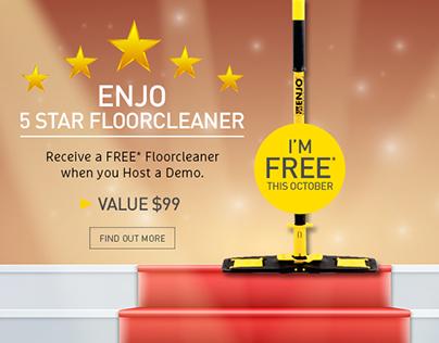 5 Star Floor cleaner EDM