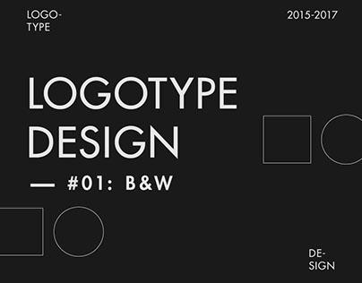 Logo Design 01-Black and White