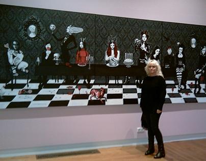 Birgitta S Jansdotter, selection Exhibitions