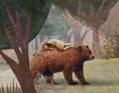 The Girl & The Bear