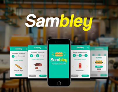 Sambley - Interface