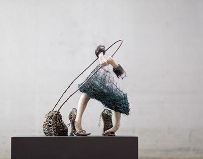 2017/2018 sculptures