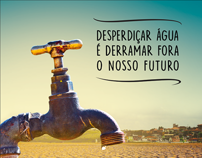 Prefeitura de Traipu - Economize água