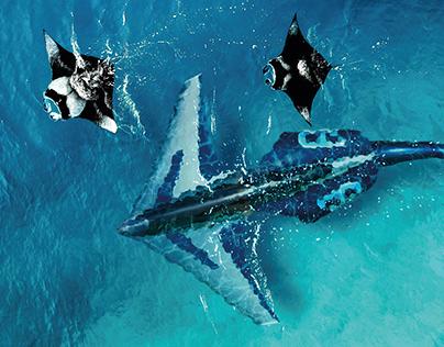 BUGATTI TRITON: Personal Submarine Concept