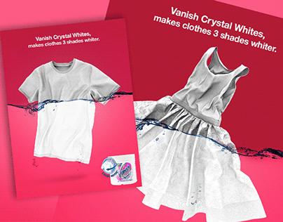 VANISH - Crystal Whites