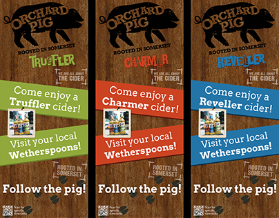 Orchard Pig Advertising
