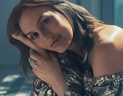 Leighton Meester for Alexa