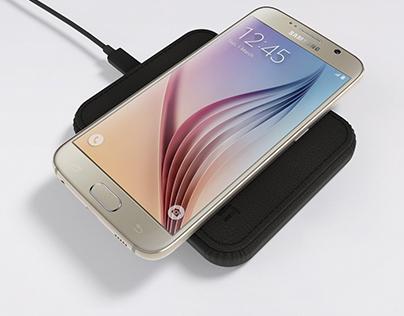 Signature charging pad