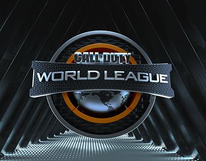 Broadcast Design - Call of Duty World League
