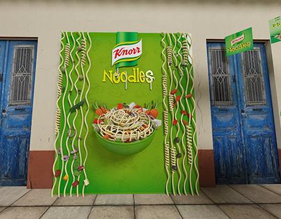 Knorr Noodles Inhome