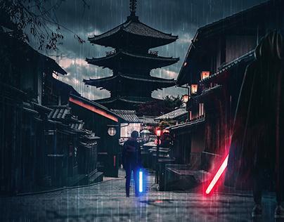 Showdown in Kyoto