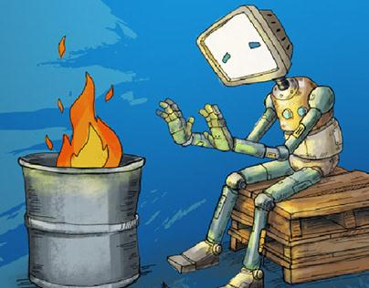 Suffering Websites Animation