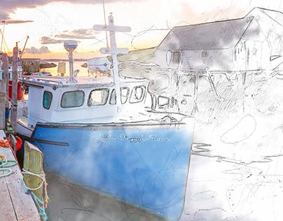 Develop Nova Scotia Annual Report Microsite