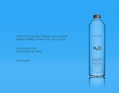 Logoholics | H2O