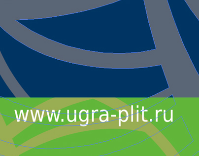 Web-site for Ugra-Plit company