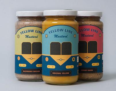 Yellow Line Mustard