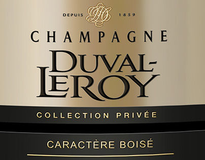 Duval-Leroy - Cuvée Boisé