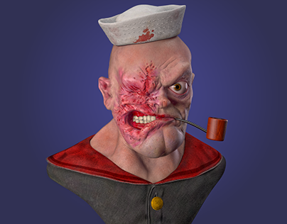 Popeye Sailor Man