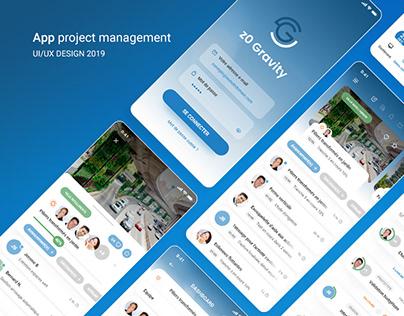 App project management