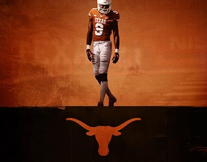 Collin Johnson - WR - Texas Longhorns