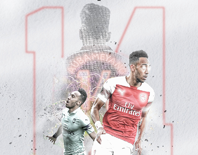 ARTWORK FOR AUBAMEYANG