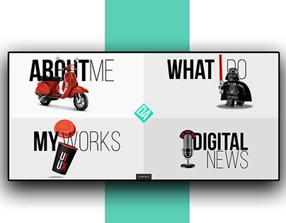 UI / UX Web Tasarım - Web Design
