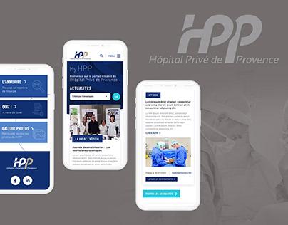 UX/UI design website medical