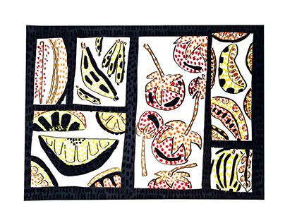 Caderno Amarelo 7