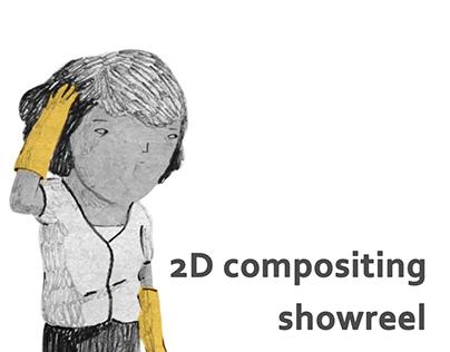 Compositing Showreel