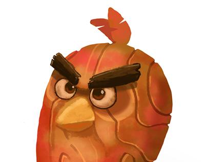 Happy Studio: Angry Birds instrument concepts