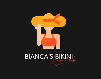 Bianca's Bikini - Mobile App UI