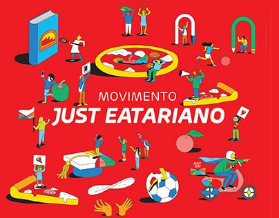 Movimento Just Eatariano