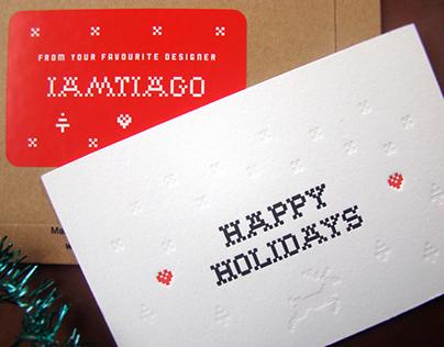 Holidays Card 2019