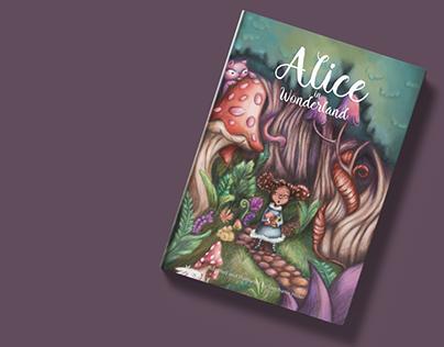 Alice in Wonderland Plum Contest